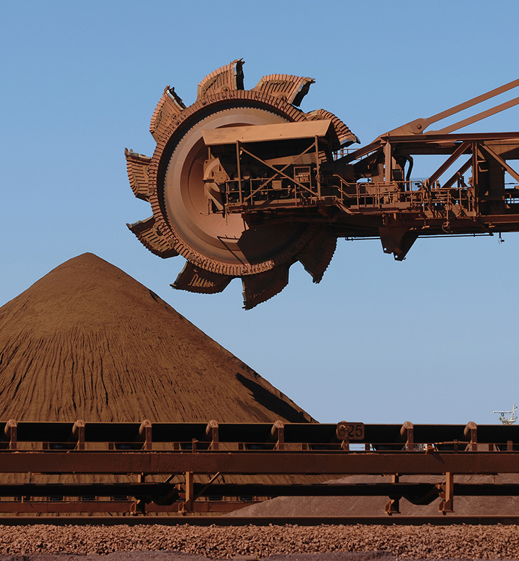 Sourcing mining equipment from China