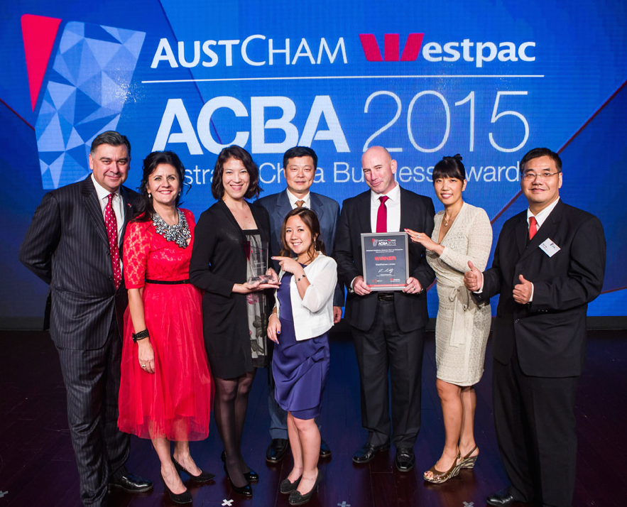 Made Partners wins Australia China Business Awards